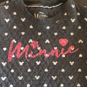 Minnie Mouse girl shirt